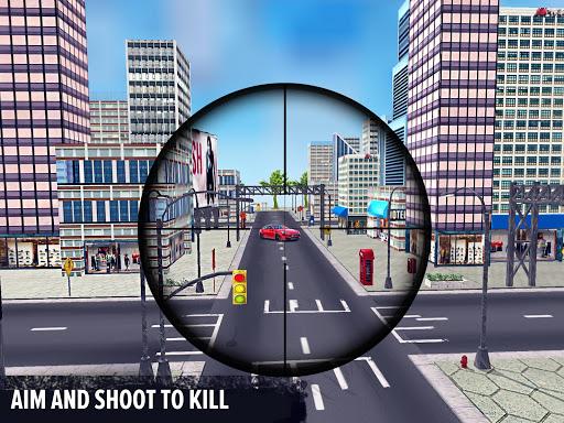 Sniper Shooter Assassin 3D - Gun Shooting Games android2mod screenshots 16