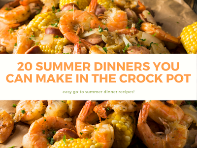 20 Summer Dinners You Can Make in the Crock Pot