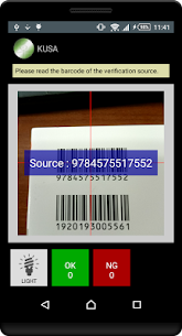 KUSA – Barcode verification check 3
