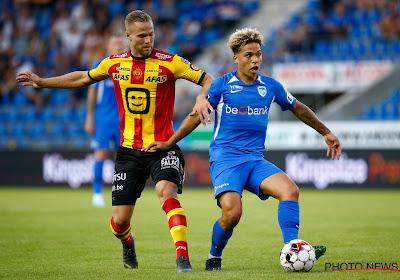 Manuel Benson stond in de belangstelling van AS Monaco en Standard, maar wil bij KRC Genk blijven