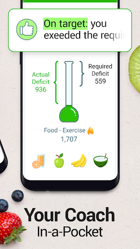 Calorie Counter - MyNetDiary, Food Diary Tracker  Wallpaper 2