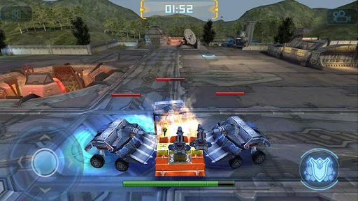 Robot Crash Fight 1.0.2 screenshots 23