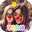 Live Face Stickers for Pics icon
