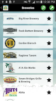 Screenshot of Southern Brewers Festival