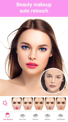 Beauty Makeup Editor: Selfie Camera, Photo Editor Apk 1