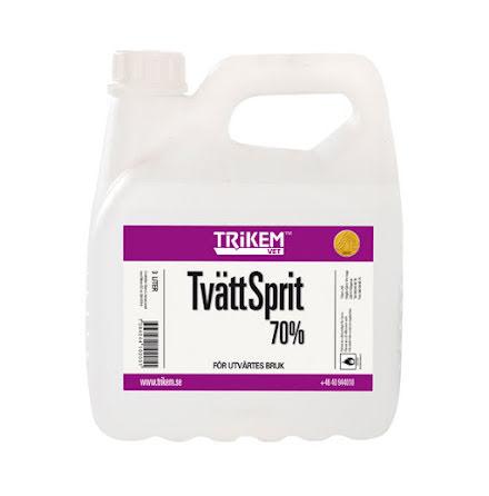 Tvättsprit Trikem Vet 70% 3L