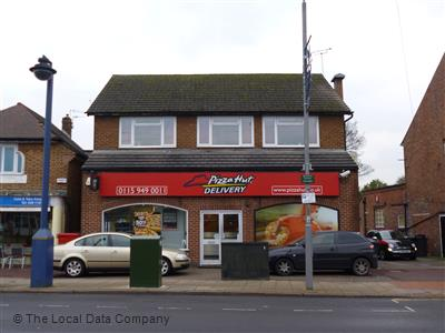 Pizza Hut Delivery On Derby Road Pizza Takeaway In