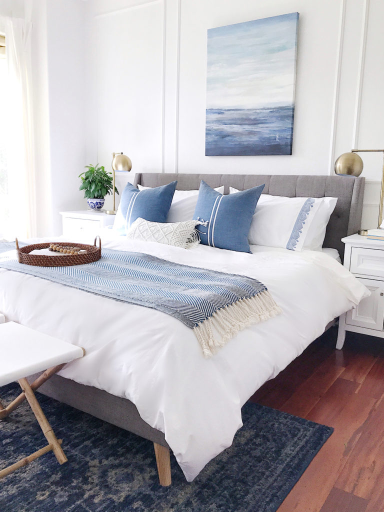 Capture the Spirit of the Coast for Beach Themed Bedroom