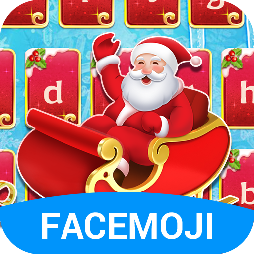 Merry Christmas Snow 2018 Keyboard for PC