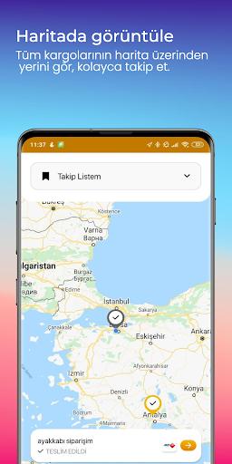 Kargom Nerede - Kargo Takip screenshot 6