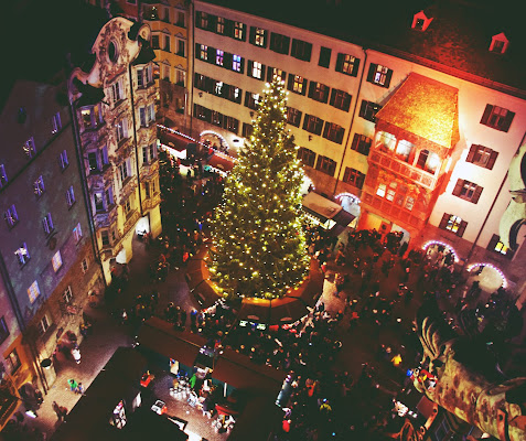 Christmas in Innsbruck. di micphotography