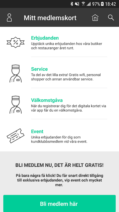 Nacka Forum- screenshot