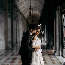 Wedding photographer Sergey Buryak (sergeyburyak). Photo of 29.10.2018
