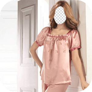 Tải Women Pajamas Photo Frames APK