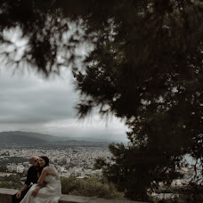 Wedding photographer Manos Mathioudakis (meandgeorgia). Photo of 30.11.2017