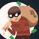 侵入強盗3D - Androidアプリ