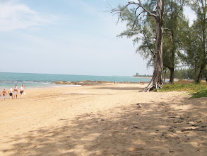 Photo: Nang Thong beach