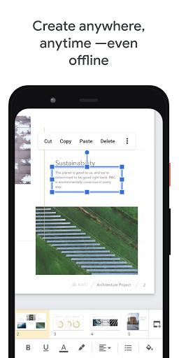 Google Slides 1.20.342.04.44 screenshots 5