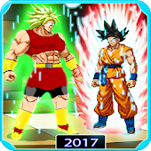 Super Saiyan Goku : SUPER BATTLE