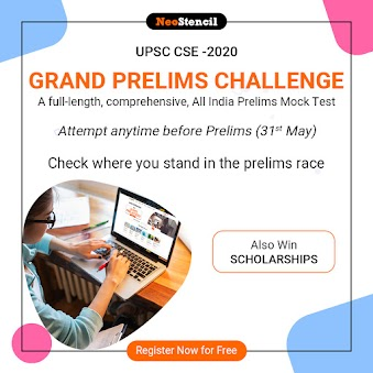 Grand Prelims Challenge - All India Mock Test