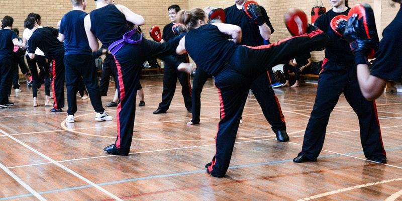 GoSweat | KB Kickboxing