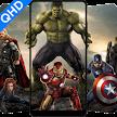 Superheroes Wallpapers QHD APK