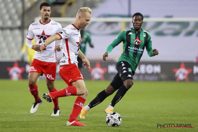 """Olivier Deschacht pakte drie """"broodnodige"""" punten met Zulte Waregem: """"Een grote stap"""""""
