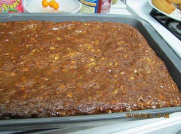 Kentucky Apple Cake Recipe
