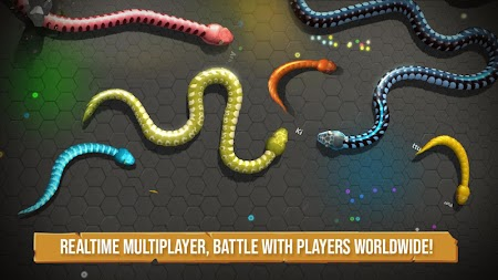 3D Snake.io 2019 APK screenshot thumbnail 1