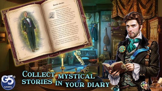 The Paranormal Society: Hidden Object Adventure 10