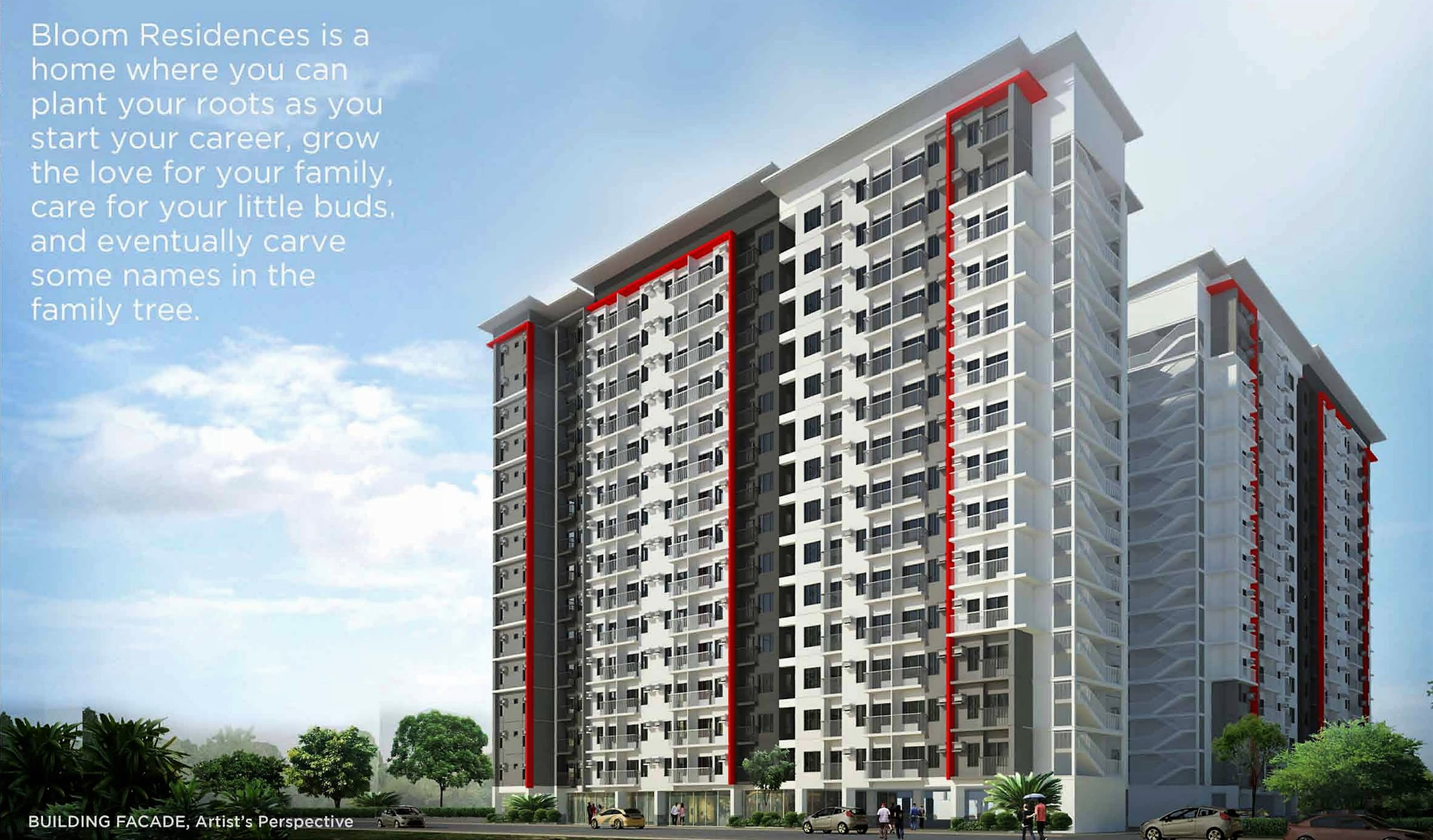 Bloom Residences, Sucat, Paranaque City