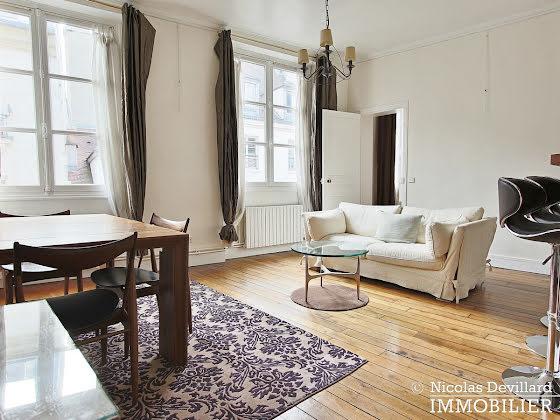 Location appartement meublé 3 pièces 90 m2 à Paris 1er