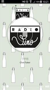 RadioVino - náhled