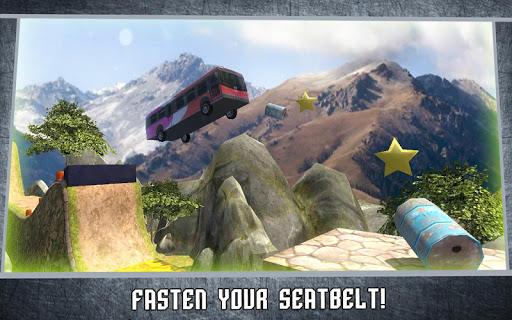 ヒルクライマーバスレーシング|玩模擬App免費|玩APPs
