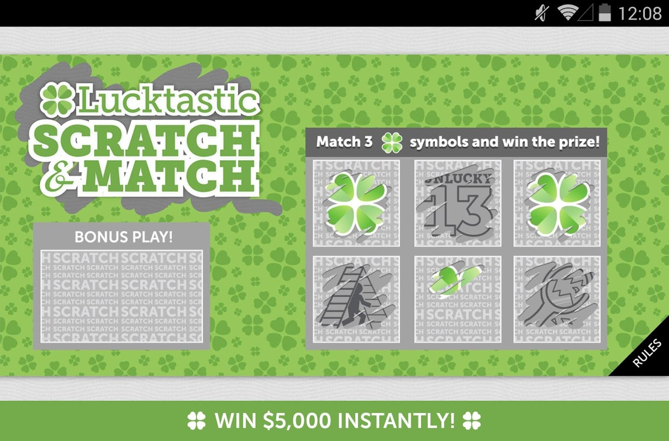 Screenshots of Lucktastic - Win Prizes for iPhone