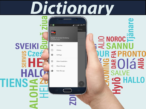 English To German Dictionary 1.6 screenshots 6