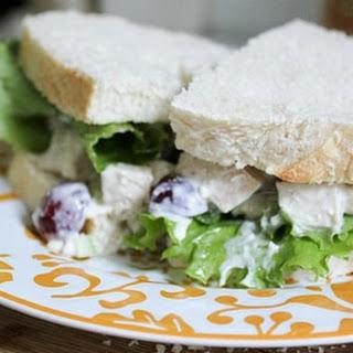 Clayton'S Cafe Famous Chicken Salad Copycat (Mock Sous Vide Method) Recipe