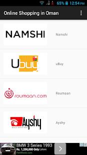 Tải Game Oman Online Shopping