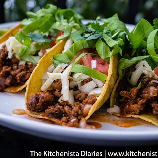 Ground Pork And Beef Tacos Recipes.