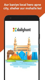 Dailyhunt (Newshunt) Latest News, Viral Videos 10.2.7 Cracked Apk (Ad Free) Latest Version Download 8