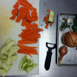 Kale, Apple, and Almond Salad