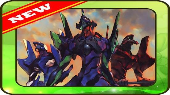 Evangelion wallpaper HD - náhled