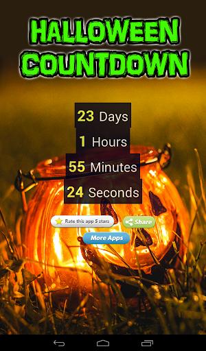 玩免費遊戲APP|下載Halloween Countdown app不用錢|硬是要APP