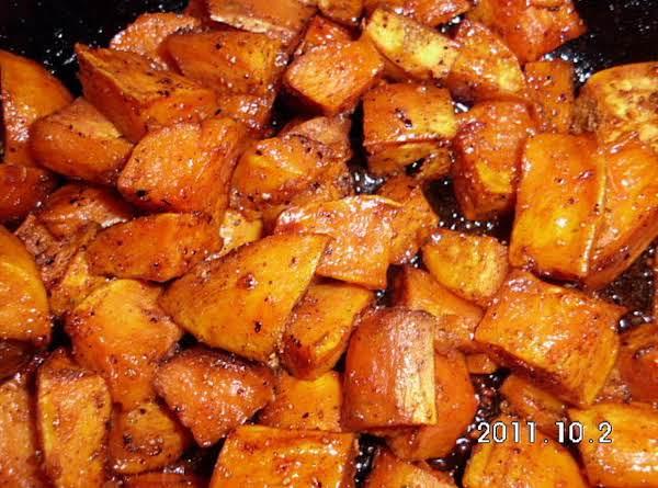Oven Roasted Sweet Tators Recipe