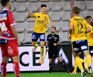 Waasland-Beveren haalt het van KV Kortrijk na blunder van doelman Jakubech