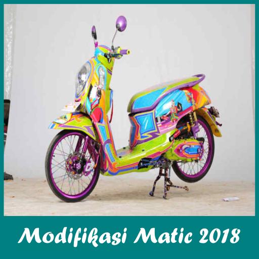 Download Ide Modifikasi Motor Matic Edisi 2018 Google Play Softwares