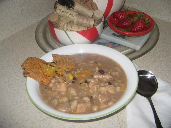 Round Up Soup Recipe
