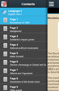 Revolutions of 1989 History - náhled