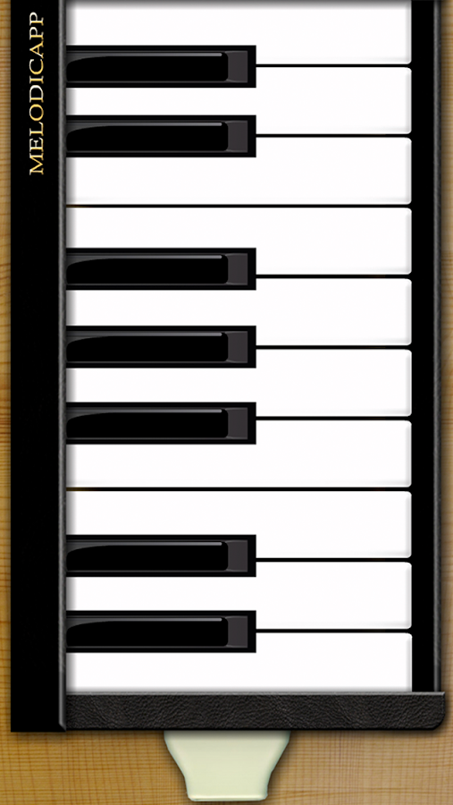 Melodicapp- screenshot