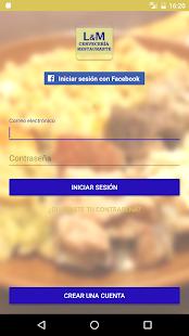 Restaurante L&M for PC-Windows 7,8,10 and Mac apk screenshot 1